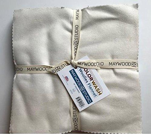 Maywood Studio Woolies Flannel Color Wash 10