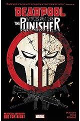 Deadpool vs. The Punisher Paperback