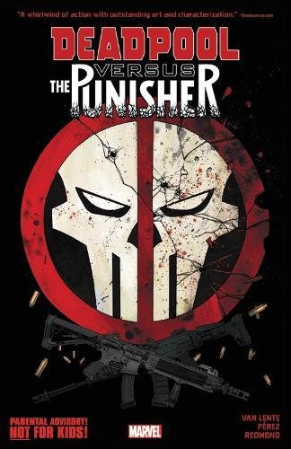 Libro : Deadpool vs. The Punisher [Marvel Comics]