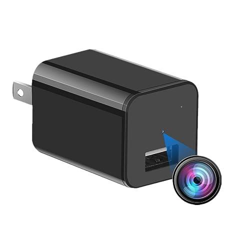 Hidden Camera - HD 1080P - Premium Pack - Motion Detection - USB Hidden  Camera - Surveillance Camera - Mini Spy Camera - Nanny Camera - Best Spy