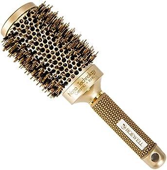 Roewell Thermal Geramic Ionic Round Barrel Hair Brush