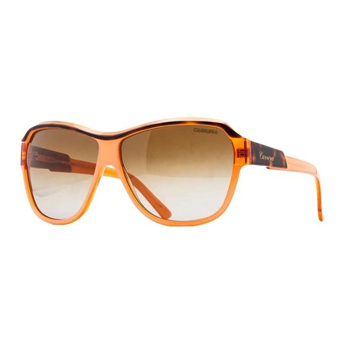 Carrera Gafas de Sol 41 CMOAQ Naranja: Amazon.es: Ropa y ...