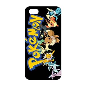diy zhengCool-benz Anime cartoon Pokemon durable 3D Phone Case for iphone 5/5s/