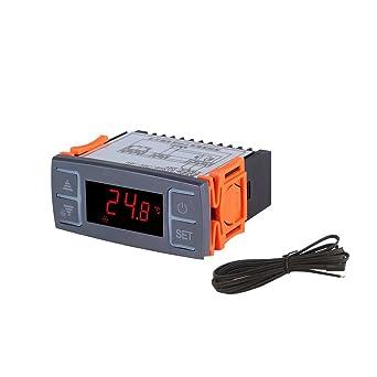 MH1210E AC220V digital Frigorífico Controlador de temperatura del ...