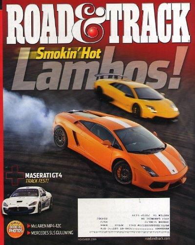 Car Talk System (Road & Track November 2009)