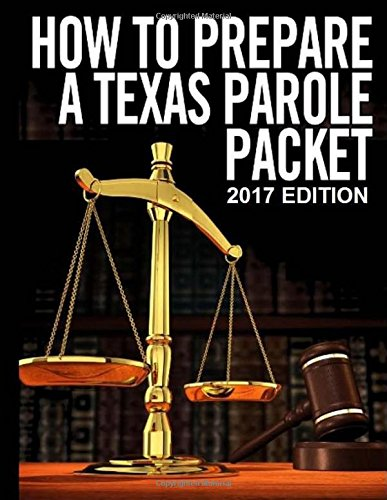 How Prepare Texas Parole Packet product image