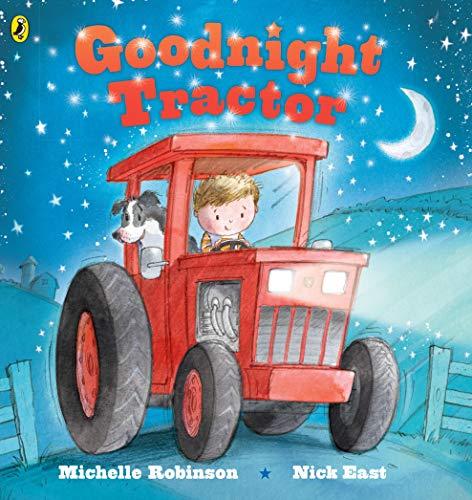 American Farm Tractors - Goodnight Tractor (Board Book)