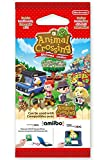 Animal Crossing Welcome Amiibo 3-Card Pack, European Import, Contains 3 Villager RV Cards!