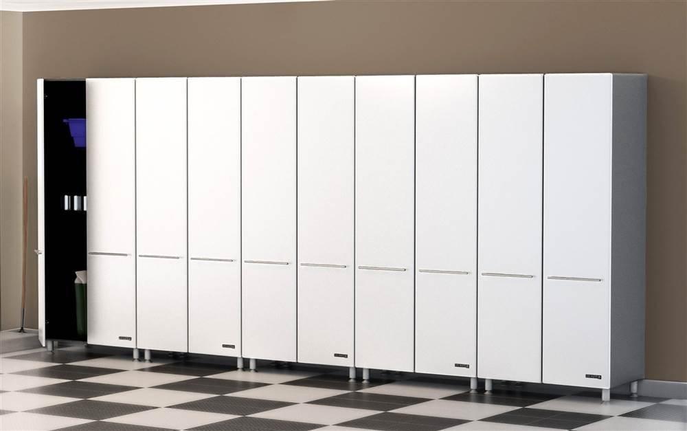 5 Pc Tall Cabinet Storage System Set - Ulti-MATE Storage by Ulti-MATE Garage