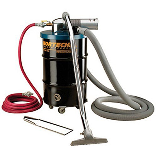 Nortech N301DC D Vacuum Unit with 1.5-Inch Inlet and Attachment Kit, 30-Gallon ()
