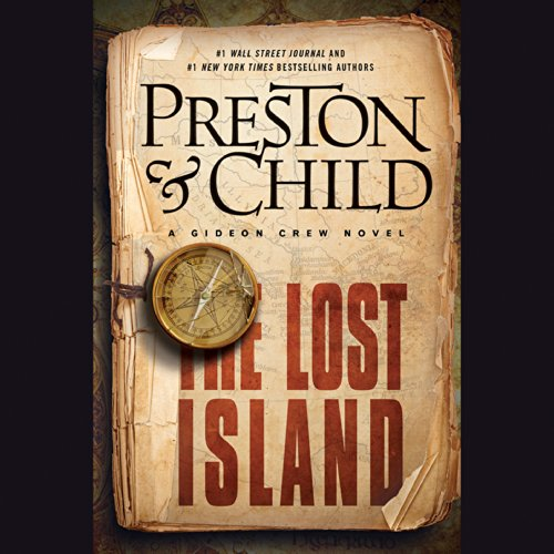 The Lost Island: A Gideon Crew Novel Audiobook [Free Download by Trial] thumbnail