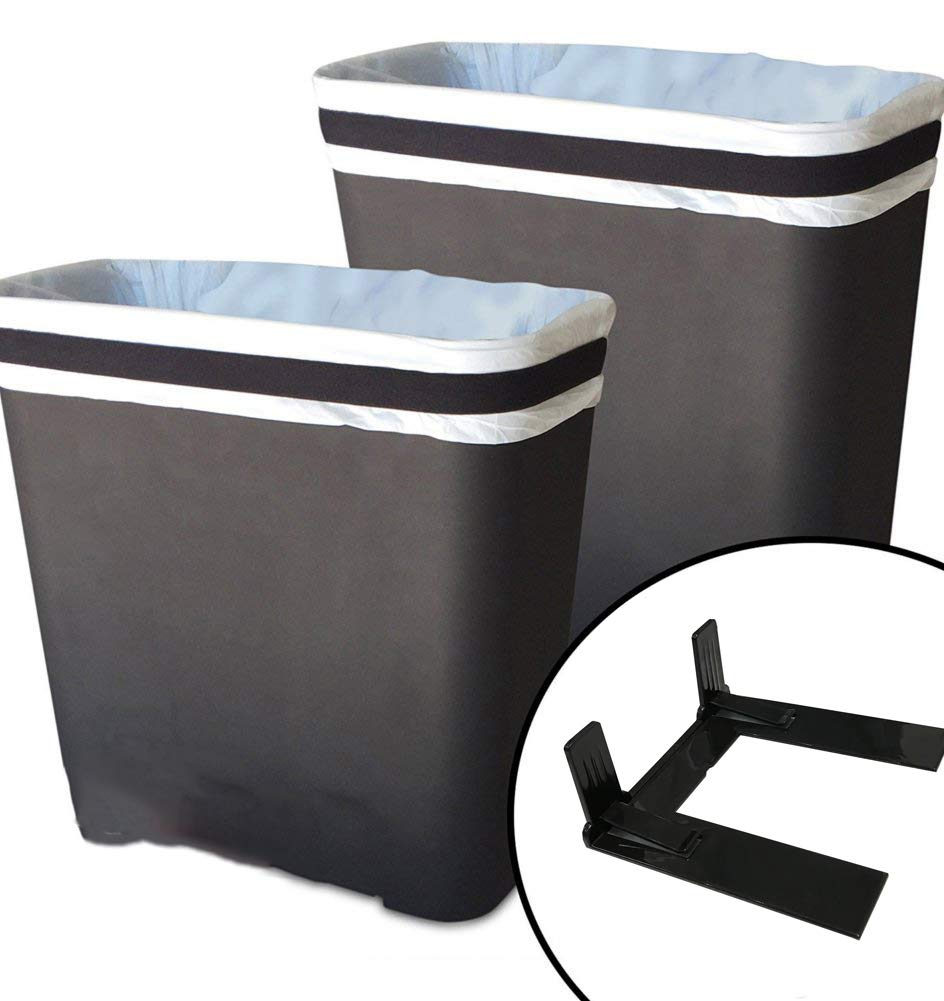 2 Pack - Carbage Can Car Trash Can Garbage Can by Carbage Can (Image #1)