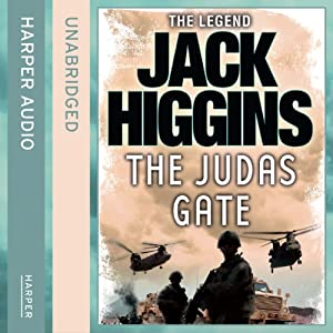 The Judas Gate Hörbuch