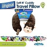 Cloudz Plush Animal Pillows - Monkey