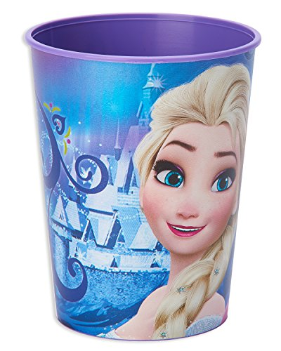 American Greetings Frozen Magic Plastic Party Cup, 16 oz