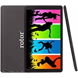 rotor 10.1 inch Tablet PC 16 GB Quad Core S101 Edition, Android 5.0 ,1GB Ram with Bluetooth , GPS , HDMI Output , MTK CPU (Dark Black)