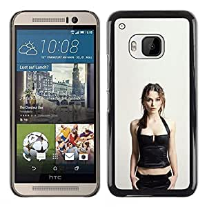 Stuss Case / Funda Carcasa protectora - Keira Knightley - HTC One M9