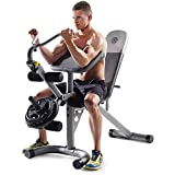 Cheap Gold's Gym XRS 20 Olympic Workout Bench (Without Rack)