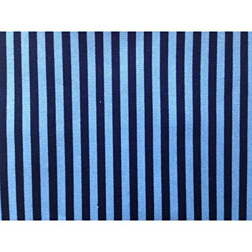 Schwarz Blau Multicolore Mouchoir Taille Boutique Homme Unique Streifen wYvgq