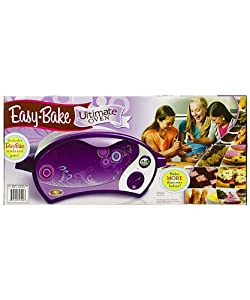 Amazon Com Easy Bake Ultimate Oven Purple Amazon