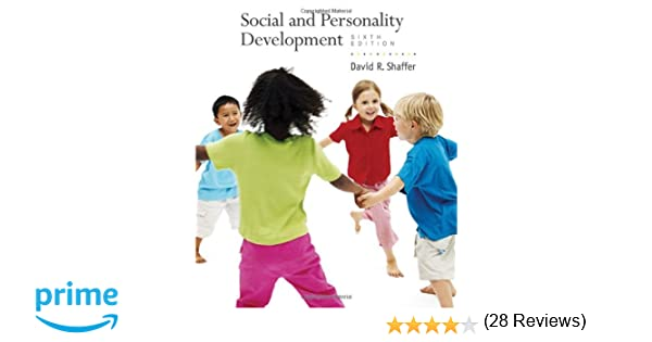 Social and Personality Development 6 edition