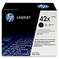 HP Consumables Q5942X Black Ink for LJ 4250 and 4350