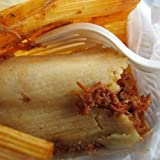 2 Dozen New Mexican Red Chile Pork Tamales