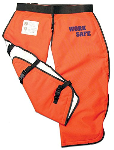 Work Safe Full-Wrap Chainsaw Safety Chaps
