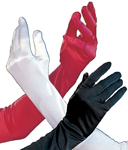 Shirley Of Hollywood Spandex Gloves - 1