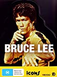 Icons Collection: Bruce Lee - 8-DVD Tin Box Set ( Tang shan da xiong / Jing wu men / Game of Death / Si wang ta / Meng long guo jiang / Bruce Lee, the [ NON-USA FORMAT, PAL, Reg.0 Import - Australia ]