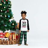 IFFEI Matching Family Pajamas Sets Christmas PJ's