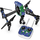 Skin For DJI Inspire 1 Quadcopter Drone – Bling World | MightySkins Protective, Durable, and Unique Vinyl Decal wrap cover | Easy To Apply, Remove, and Change Styles | Made in the USA