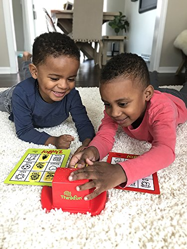 ThinkFun Zingo Bingo Award Winning Game for Pre-Readers and Early Readers Age 4 and Up by Think Fun (Image #5)