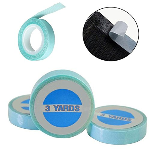 l Glue Double-sided Adhesive No-trace Wig Hairpiece Hair Extension Tape ()