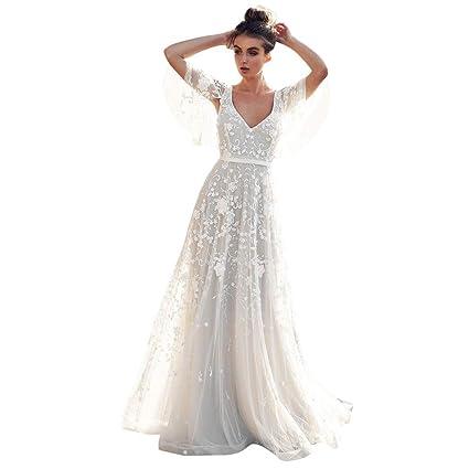 Clearance Wedding Dresses.Amazon Com Dress Clearance Women Formal Wedding Bridesmaid