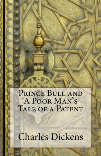 Prince Bull and A Poor Man's Tale of a Patent pdf epub