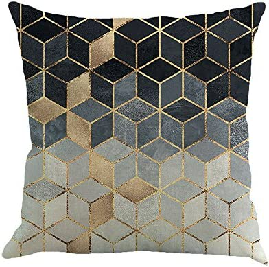 Amazon.com: GOVOW Couch Cushion Covers for Individual ...