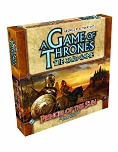 A Game of Thrones: The Card Game - Princes of the Sun (Revised)