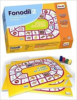 Fonodil 2 (el juego de los sinfones)(de 3 a 5 años): Amazon.es: Libros