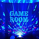 basement wall ideas Art Vinyl Decals MBV Wall Decal for Game Room Recreation Room Basement Design Ideas - Kids Game Room