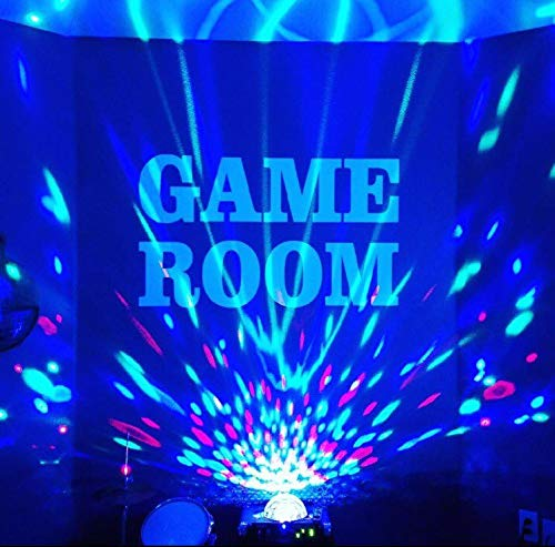 Art Vinyl Decals MBV Wall Decal for Game Room Recreation Room Basement Design Ideas - Kids Game Room
