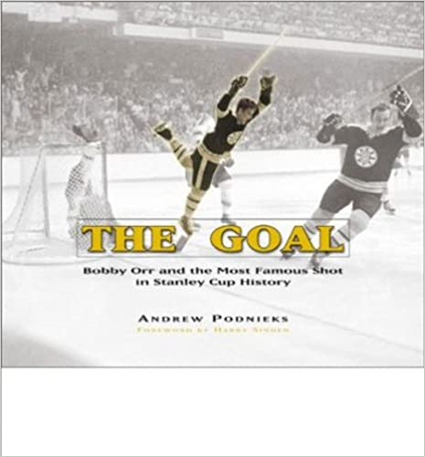 Goal,The:Bobby Orr//Famous shot//Stanley..