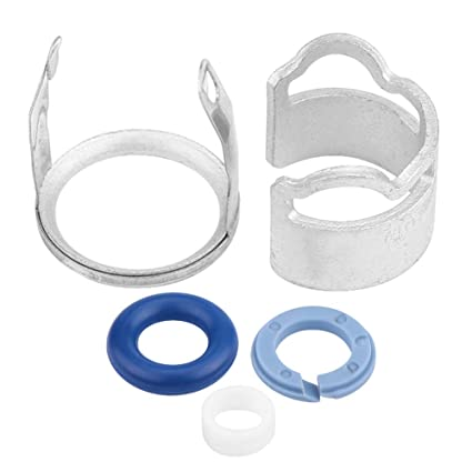 Amazon com: Fuel Injector Seal Kit, Fuel Injector O-ring