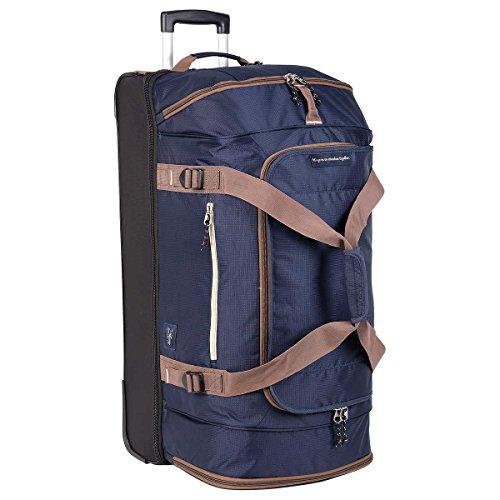 skyway-globe-trekker-two-compartment-30-rolling-duffel-blue