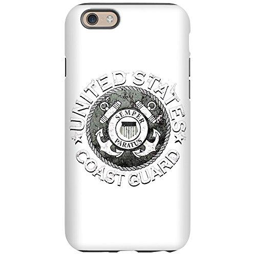 - iPhone 6 Tough Case US Coast Guard Semper Paratus Emblem