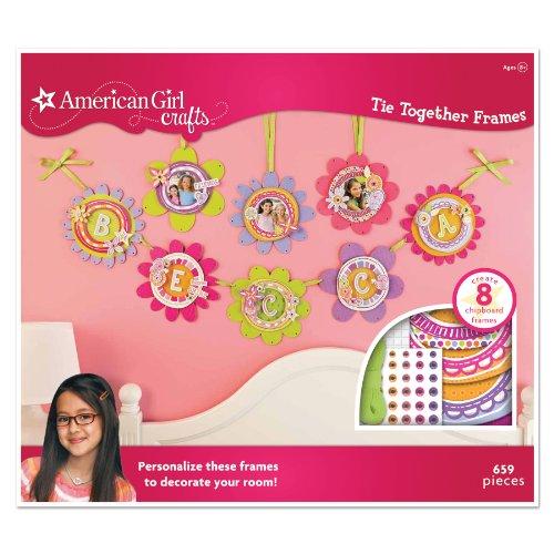 - American Girl Crafts Tie Together Frames Kit #2