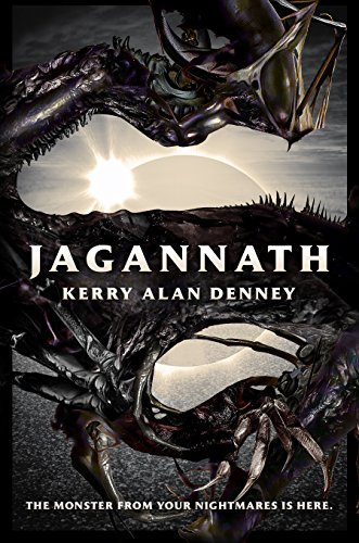 Book: Jagannath by Kerry Alan Denney