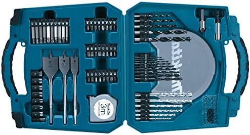 Makita D-47145 - Caja con brocas (71 piezas): Amazon.es: Bricolaje ...