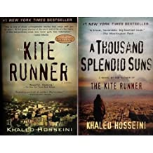 2 Book Set : The Kite Runner + A Thousand Splendid Suns (Kite Runner)
