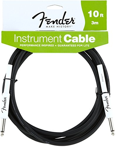 Fender Performance Series Instrument Cables